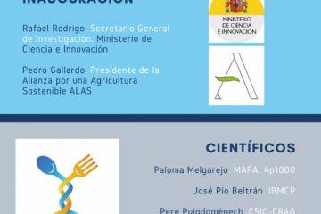 Webinar: Innovación y tecnología en la producción sostenible de alimentos